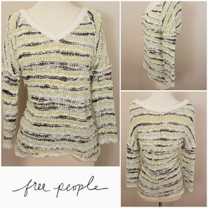 Free People | Loose Knit Sweater [Sweaters]